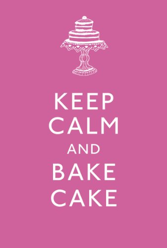 amazon keep calm and bake cake cakes