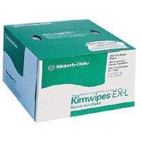 キムワイプKIMTECH科学繊細なタスクWipes , 41/ 2x 81/ 2インチ、280Count Perボックス。