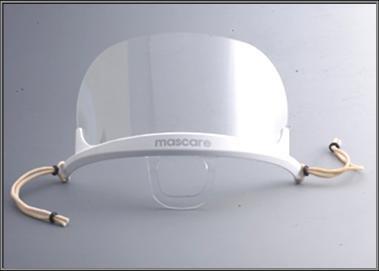 マスケア 透明衛生マスク 1個 Highモデル