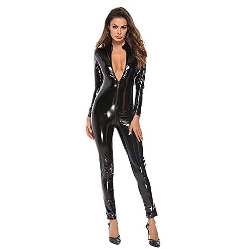 ヒロイックルーフ真鍮女性用のセクシーなパテントレザーを組み合わせたランジェリーかわいい 過激 透け キャミソール 情趣 女性 エロ下着 アンダーウェア ビキニ 全身 レース 軽量シースルー スリム 福袋
