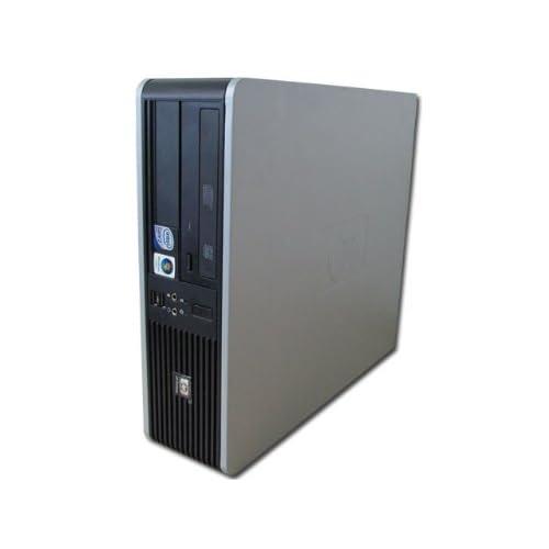 【中古デスクトップパソコン】hp DC5800SFF/Celeron2.2G/2G/160G/DVDROM/リカバリ/Windows7(MRR)