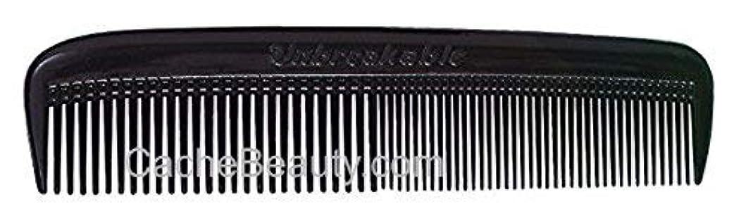 血色の良い振る封建Clipper-mate Pocket Comb 5 1/4