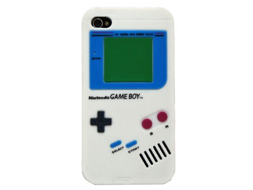 GAMEBOY風iPhone4/4Sケースかわいい!!!