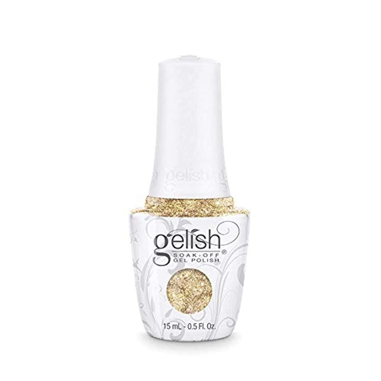 卒業他の場所ロック解除Harmony Gelish - Golden Treasure - 0.5oz/15ml