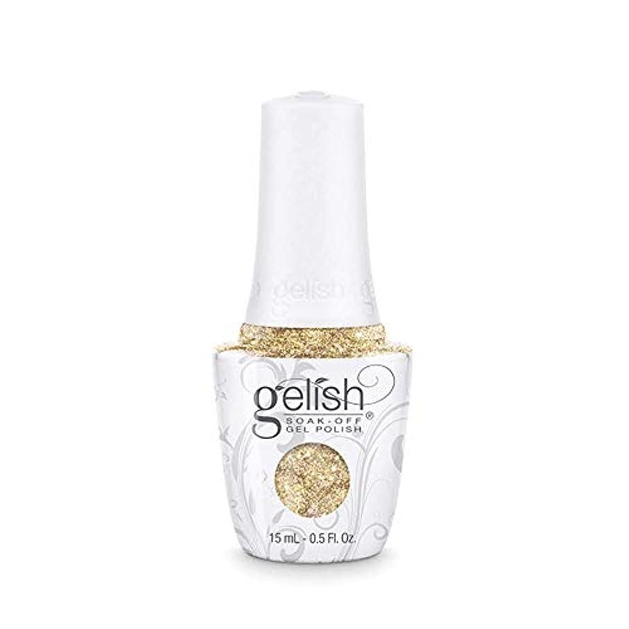 操作不足がっかりしたHarmony Gelish - Golden Treasure - 0.5oz/15ml