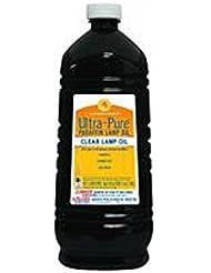 Lamplight Farms 60001 Ultra Pure Lamp Oil, Clear, 2960ml/2.96-Litre