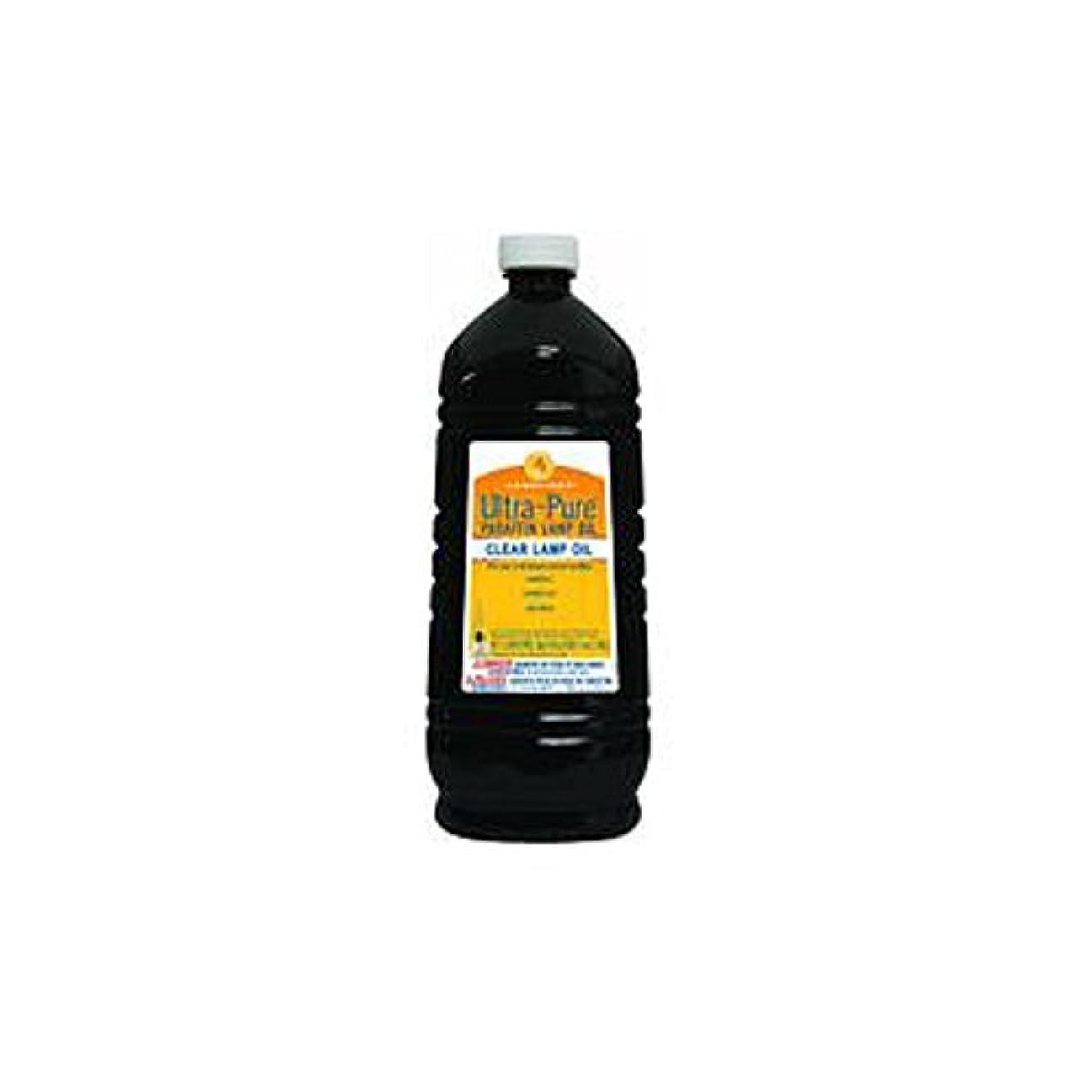 コミュニケーションバンドル便利Lamplight Farms 60001 Ultra Pure Lamp Oil, Clear, 2960ml/2.96-Litre