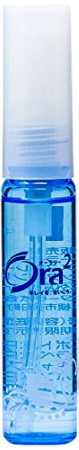 アルミニウム感度放射するオーラ2 ブレスファインマウススプレー クイックミント 6ml