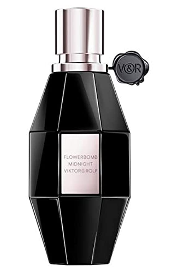 インフルエンザ郵便物取得するビクター & ロルフ Flowerbomb Midnight Eau De Parfum Spray 50ml/1.7oz並行輸入品