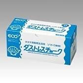 日本理化学工業 ダストレスチョーク【白】 DCC-72-W