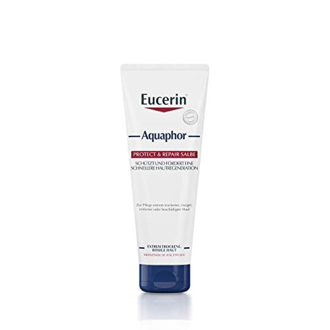 ホーンバイナリ小道Eucerin Aquaphor Soothing Skin Balm 220ml - EucerinのAquaphor心地よいスキンクリーム220ミリリットル (Eucerin) [並行輸入品]