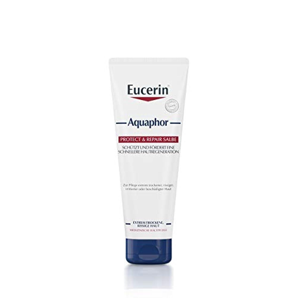 キウイセットするテレマコスEucerin Aquaphor Soothing Skin Balm 220ml - EucerinのAquaphor心地よいスキンクリーム220ミリリットル (Eucerin) [並行輸入品]