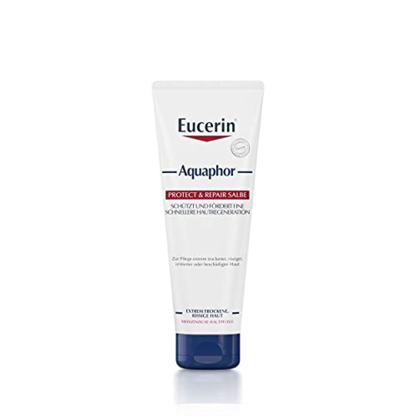 アカデミーステンレス浸したEucerin Aquaphor Soothing Skin Balm 220ml - EucerinのAquaphor心地よいスキンクリーム220ミリリットル (Eucerin) [並行輸入品]