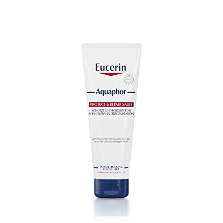マイクロ入射反論者Eucerin Aquaphor Soothing Skin Balm 220ml - EucerinのAquaphor心地よいスキンクリーム220ミリリットル (Eucerin) [並行輸入品]