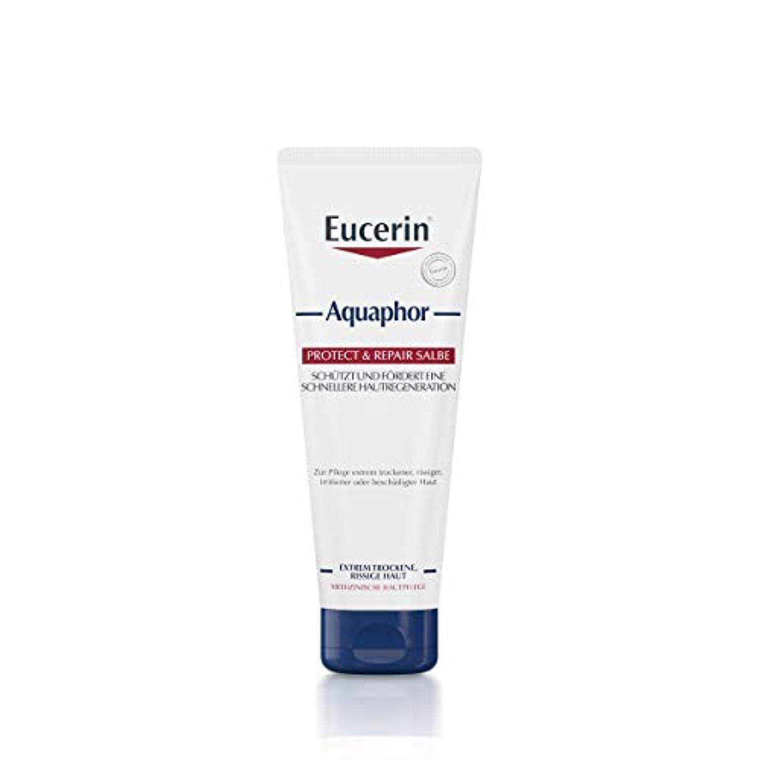 合理化代表するエクスタシーEucerin Aquaphor Soothing Skin Balm 220ml - EucerinのAquaphor心地よいスキンクリーム220ミリリットル (Eucerin) [並行輸入品]