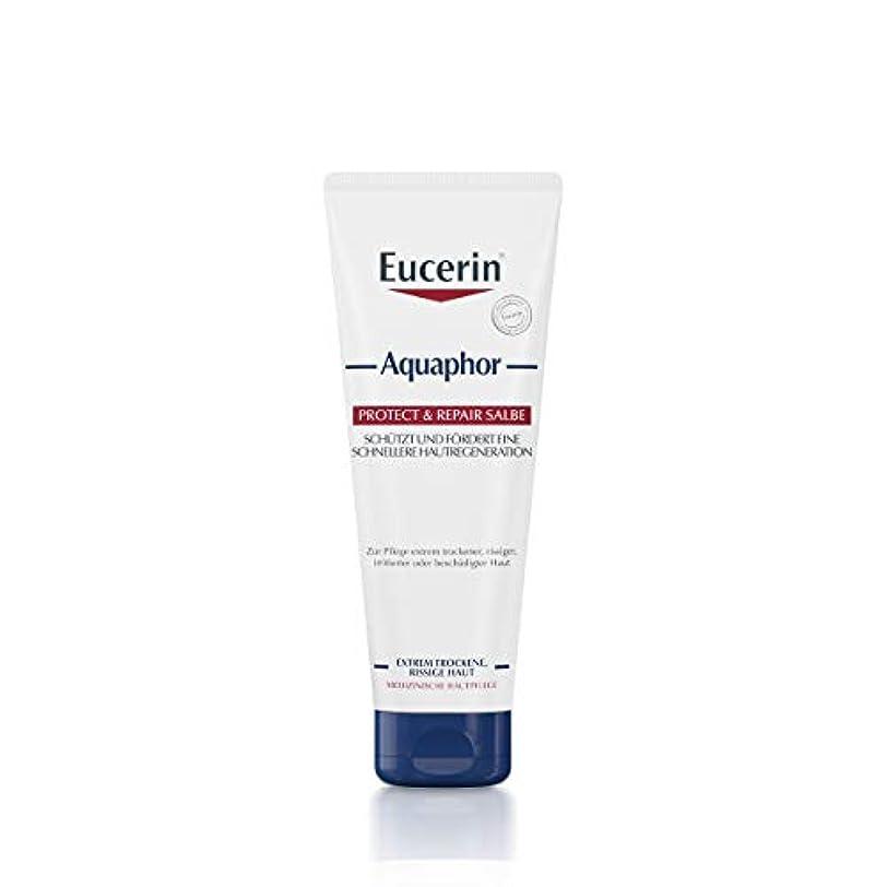 社交的五トリップEucerin Aquaphor Soothing Skin Balm 220ml - EucerinのAquaphor心地よいスキンクリーム220ミリリットル (Eucerin) [並行輸入品]