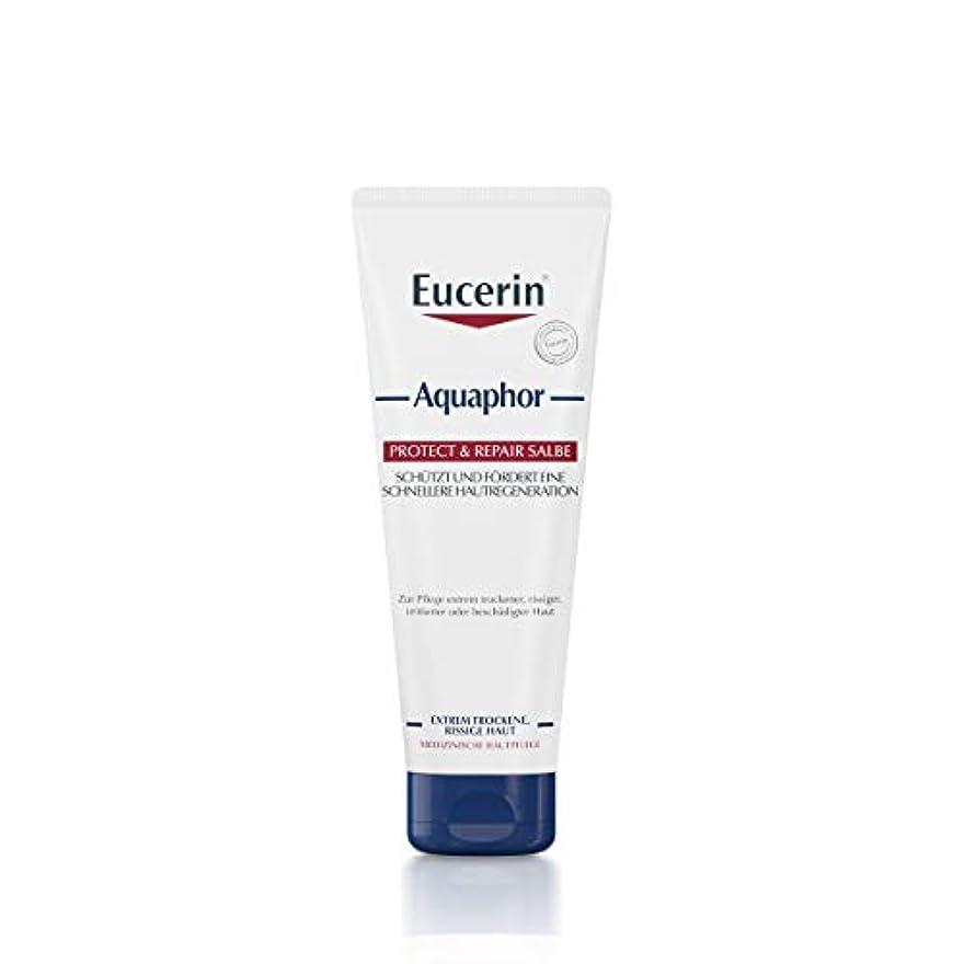 マーケティング咲くランチEucerin Aquaphor Soothing Skin Balm 220ml - EucerinのAquaphor心地よいスキンクリーム220ミリリットル (Eucerin) [並行輸入品]