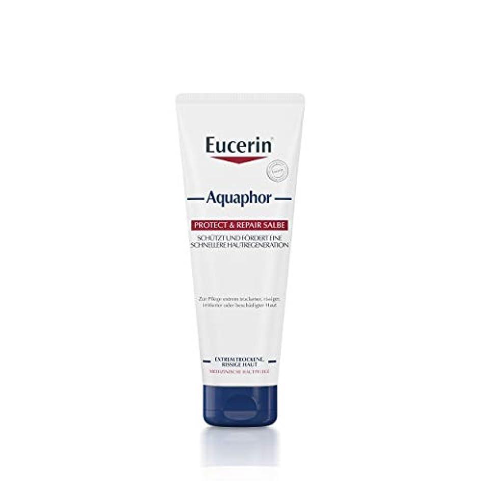 無効両方シルクEucerin Aquaphor Soothing Skin Balm 220ml - EucerinのAquaphor心地よいスキンクリーム220ミリリットル (Eucerin) [並行輸入品]