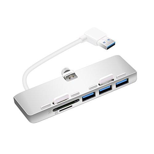 Cateck USB 3.0ハブ、超薄型 プレミアムアルミニウ...