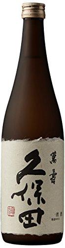 朝日酒造『久保田萬寿純米大吟醸』