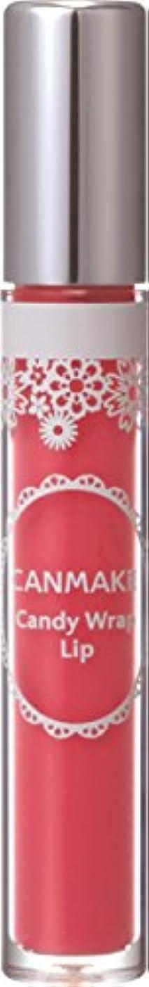 ミスペンド万歳角度キャンメイク キャンディラップリップ18 ローズポップシャイン 3g