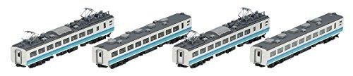 TOMIX Nゲージ 98217 485系特急電車  上沼垂色 白鳥 増結  4両