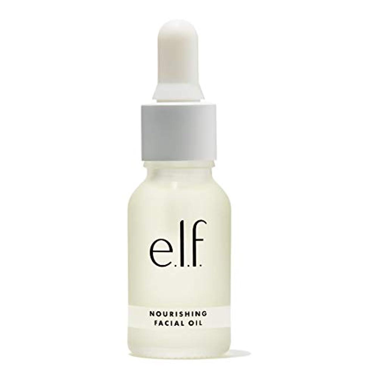 キャンパス地平線渇き(6 Pack) e.l.f. Nourishing Facial Oil (並行輸入品)