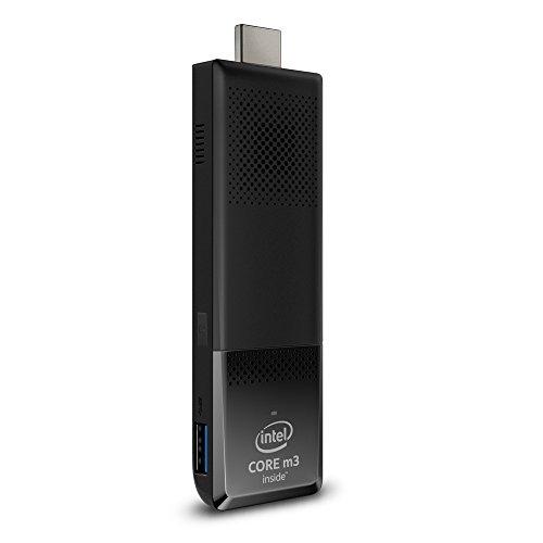 Intel Compute Stick STK2m364CC - Stick - 1 x Core M3 6Y30 / 1.6 GHz - RAM 4 GB - flash - eMMC 64 GB - HD Graphics - WLAN : 802.11a/b/g/n/ac, Bluetooth 4.1 - no OS - Monitor : none