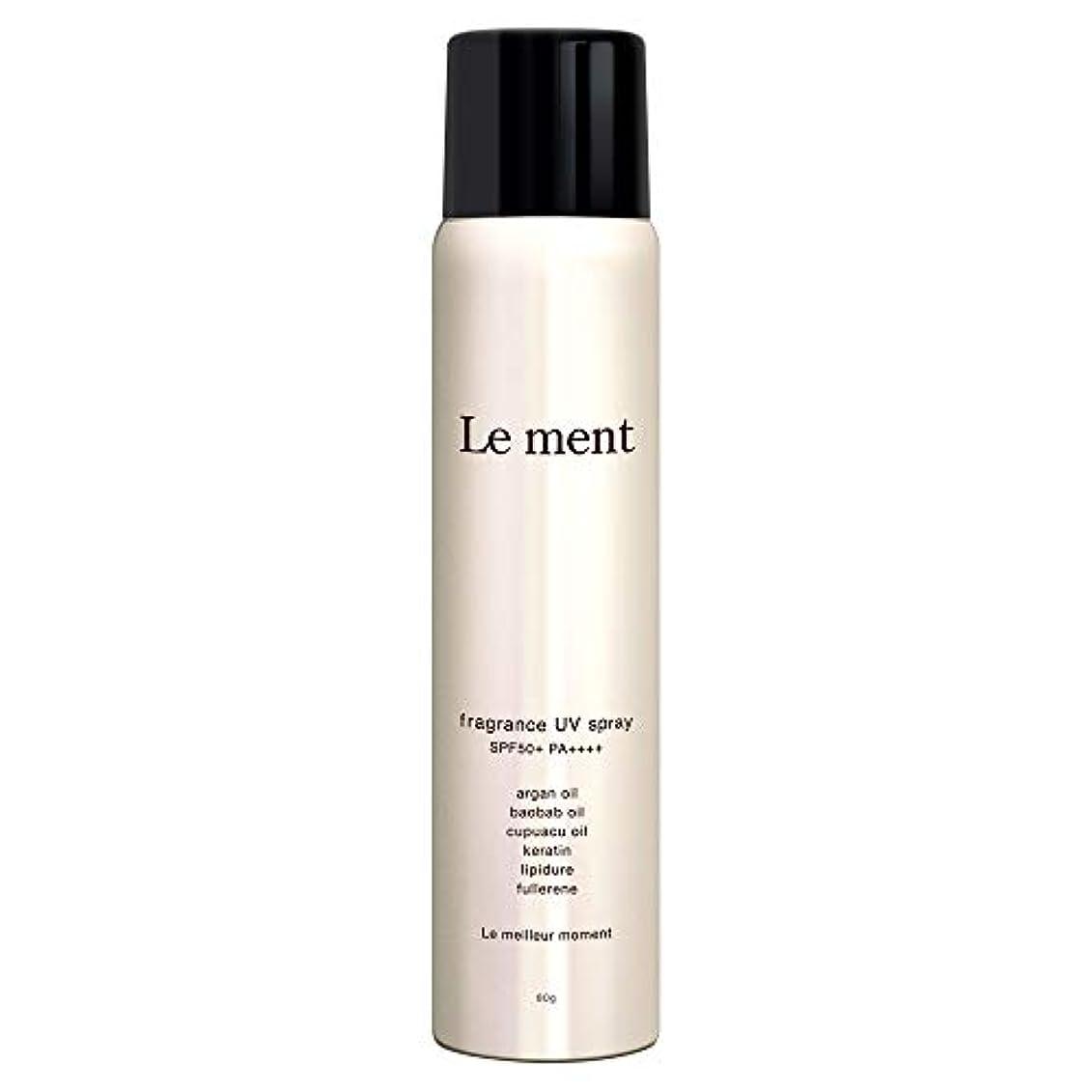 予言する最初にマスタードLe ment - fragrans UV spray -