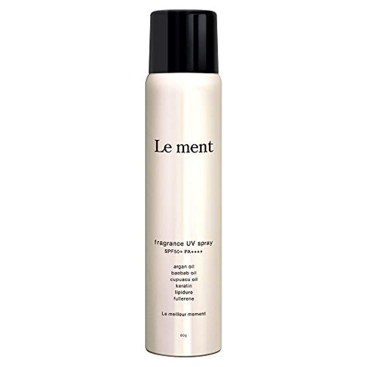 増幅するカートンショッキングLe ment - fragrans UV spray -