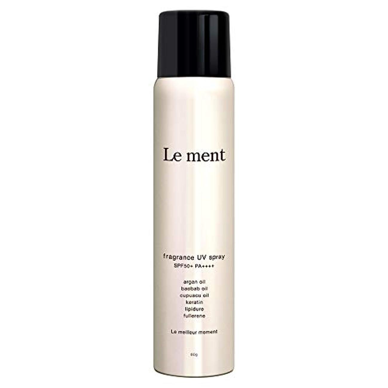 ひばり気づくなる装置Le ment - fragrans UV spray -