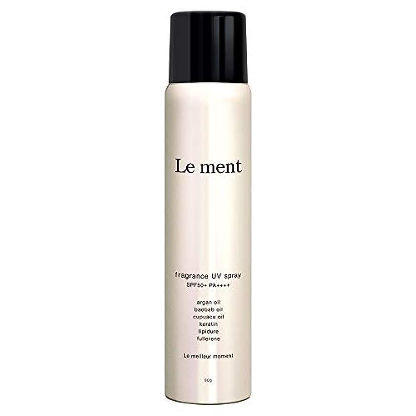 事業内容鮮やかな筋Le ment - fragrans UV spray -