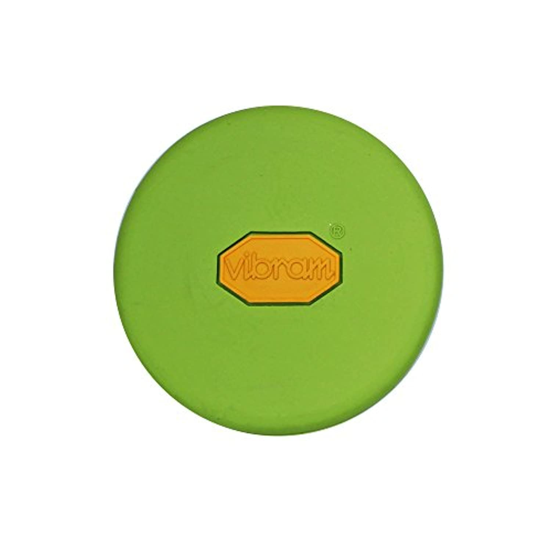 Vibram Mini Disc、ライムグリーン