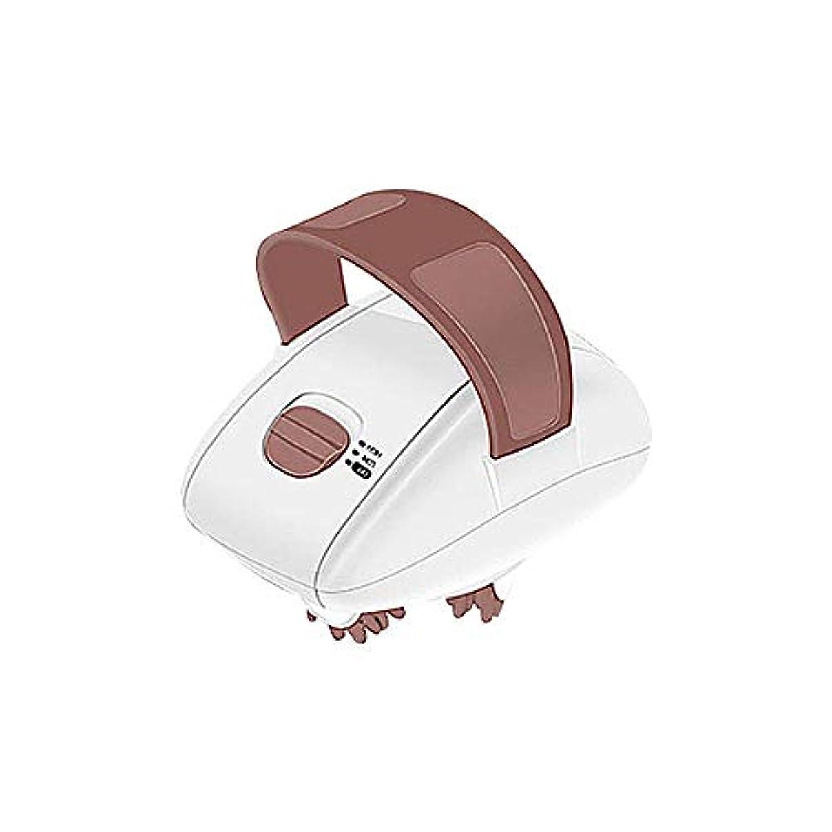プット実現可能霊3D ミニボディスリム 電動ギアミニマッサージャー 多機能 ボディ ハード マッサージローラー 美脚 腕痩せ 疲れ解消 全身にマッサージ ダイエット 電動ローラー ミニ脂肪マッサージ師 2色選べる