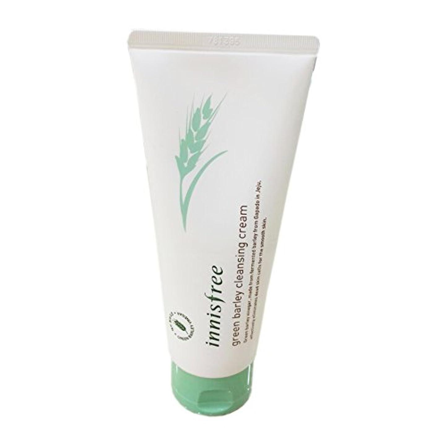 あなたは開発記憶[イニスフリー] Innisfree 青麦クレンジングクリーム (150ml) Innisfree Green Barley Cleansing Cream (150ml) [海外直送品]