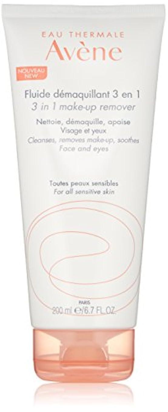 合理化引き受けるステンレスアベンヌ 3 In 1 Make-Up Remover (Face & Eyes) - For All Sensitive Skin 200ml/6.7oz並行輸入品