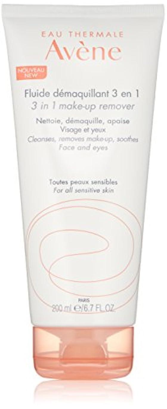 付き添い人ごみ以前はアベンヌ 3 In 1 Make-Up Remover (Face & Eyes) - For All Sensitive Skin 200ml/6.7oz並行輸入品
