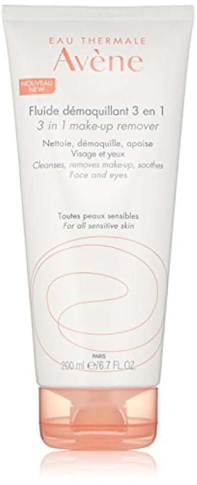 安全性欲望チャンピオンアベンヌ 3 In 1 Make-Up Remover (Face & Eyes) - For All Sensitive Skin 200ml/6.7oz並行輸入品