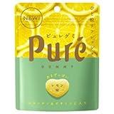 カンロ ピュレグミ レモン 56g×12(6×2)袋入×(2ケース)