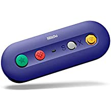 8Bitdo Gbros. Wireless Adapter for Nintendo Switch (Works with Wired GameCube & Classic Edition Controllers) - Nintendo Switch