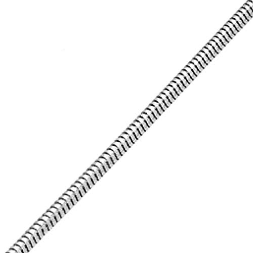 ネックレスチェーン サージカル ステンレス 細目 スリム 3.2mm スネークチェーン 45mm チェーンのみ シンプル メンズ レディース ペア ロング ショート サイズ アクセサリー