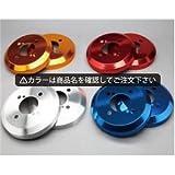 ミニキャブ バン U61V/U62V アルミ ハブ/ドラムカバー リアのみ カラー:ポリッシュ シルクロード DCM-001 ds-1607294