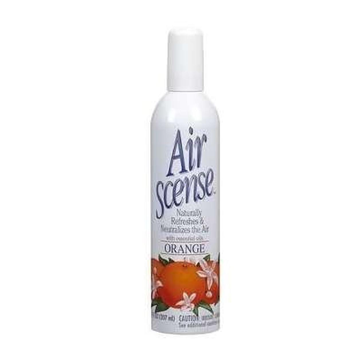 ハント本物買収Air Scense エアフレッシュナーオレンジ7のFz