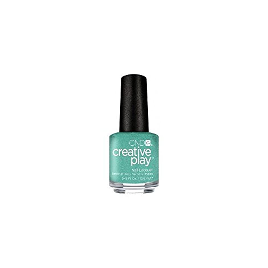 CND Creative Play Lacquer - My Mo-Mint - 0.46oz / 13.6ml