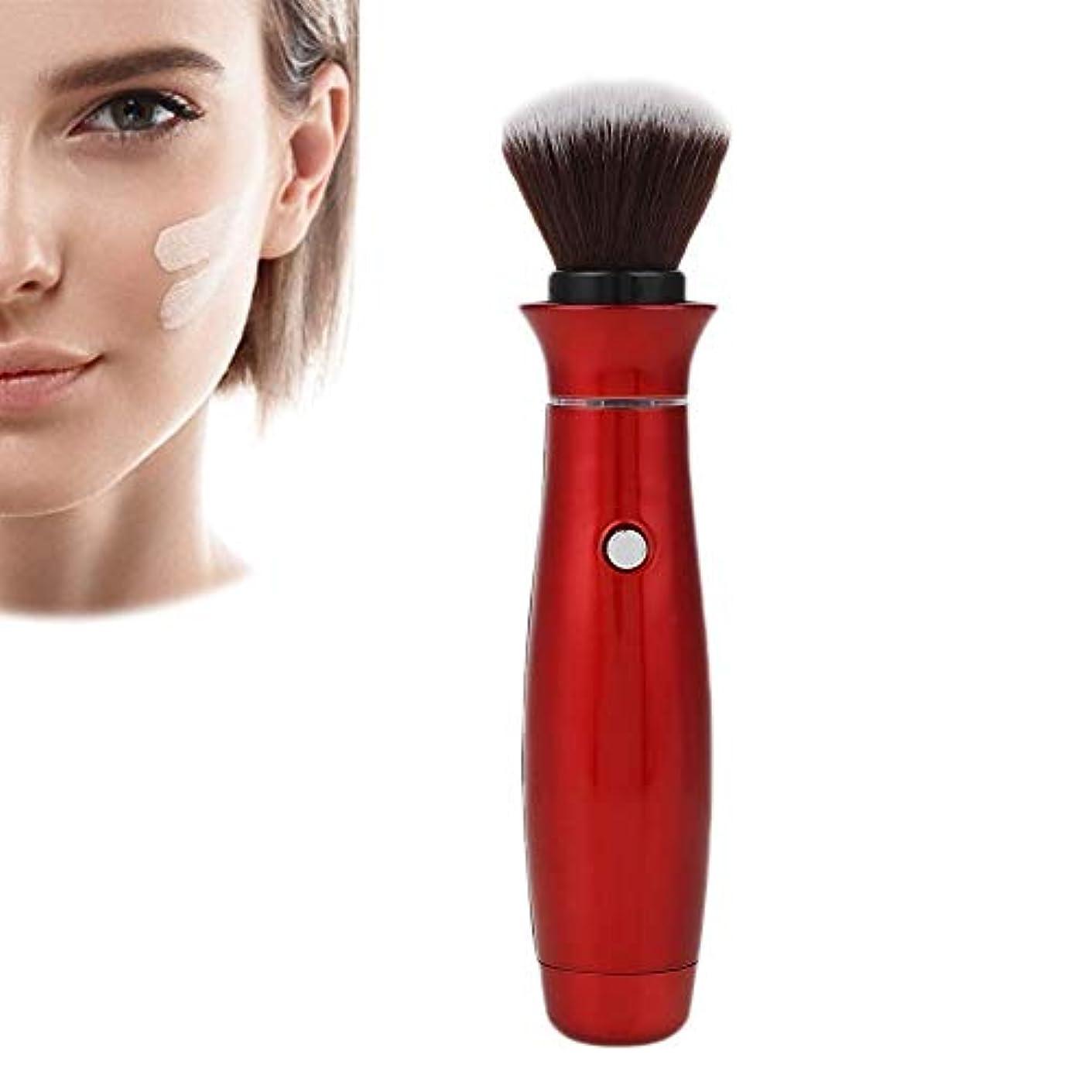 専門用語接続された姿勢新しい化粧ブラシフェイシャルマッサージブラシ電気クリーニングブラシウォッシュブラシ美容メイクアップツール