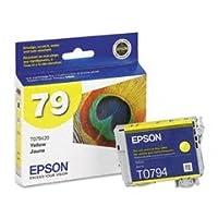 epst079420–EPSON 79大容量インクカートリッジイエロー