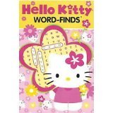 Hello Kitty Word-Finds Digest Pad by Sanrio