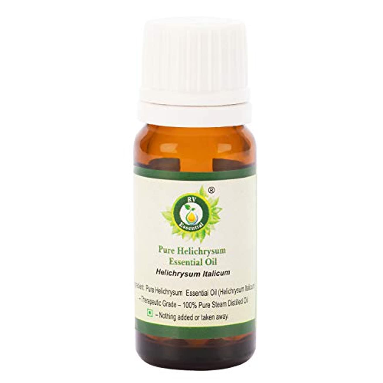静める地域のアミューズピュアヘリクリサムエッセンシャルオイル300ml (10oz)- Helichrysum Italicum (100%純粋&天然スチームDistilled) Pure Helichrysum Essential Oil
