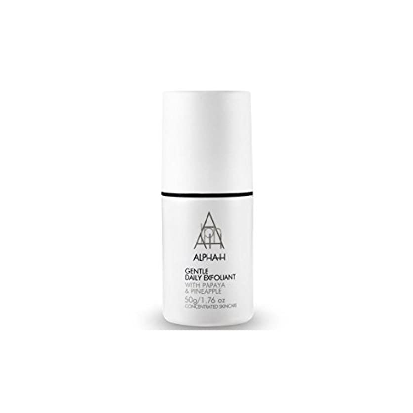 Alpha-H Gentle Daily Exfoliant (50G) (Pack of 6) - アルファ - 時間穏やか毎日の角質(50グラム) x6 [並行輸入品]