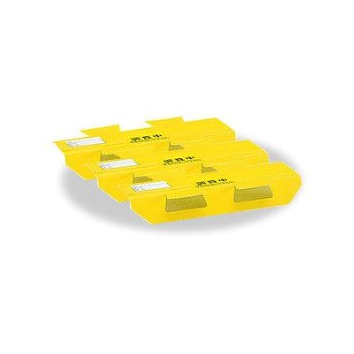 上回るファイルカメラ【ケース】粘着式ゴキブリトラップ 調査用PPトラップ(L) 1ケース(500枚)